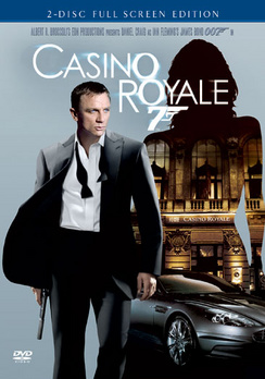 Casino Royale - Full Screen - DVD - Used