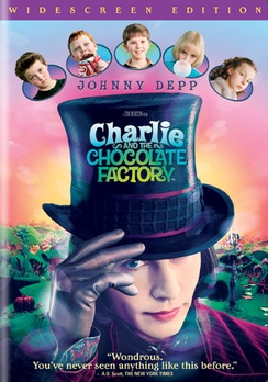 Charlie And The Chocolate Factory - Widescreen - DVD - Used