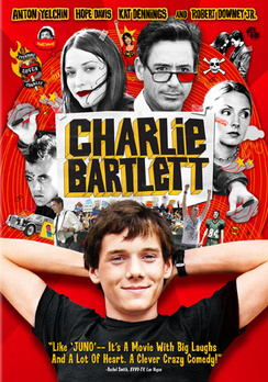 Charlie Bartlett - DVD - Used