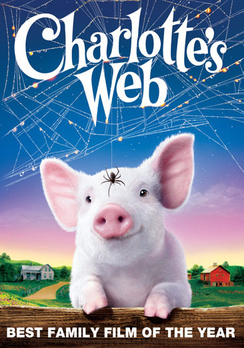Charlotte's Web - Full Screen - DVD - Used