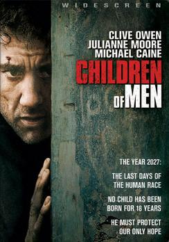 Children of Men - Widescreen - DVD - Used