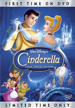 Cinderella - Special Edition - DVD - Used