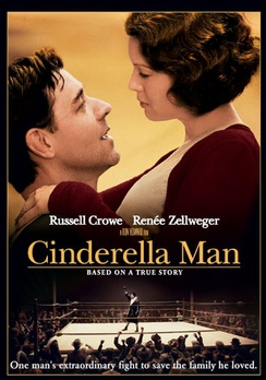 Cinderella Man - Widescreen - DVD - Used