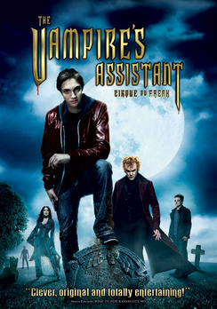 Cirque du Freak: The Vampire's Assistant - DVD - Used