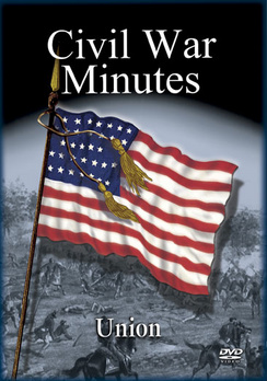 Civil War Minutes: Union - Boxed Set - DVD - Used