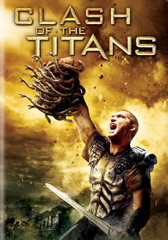 Clash of the Titans - Widescreen - DVD - Used