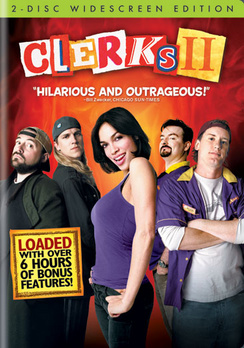 Clerks II - Widescreen - DVD - Used