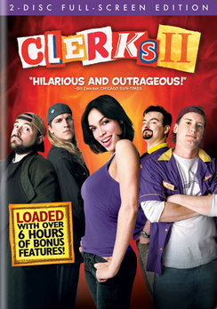 Clerks II - Full Screen - DVD - Used