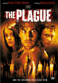 Clive Barker's The Plague - DVD - Used