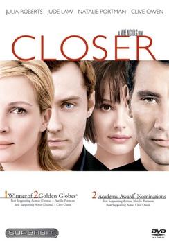 Closer - Superbit - DVD - Used