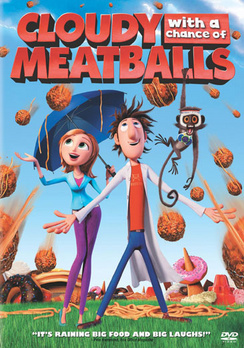 Cloudy with a Chance of Meatballs - DVD - Used