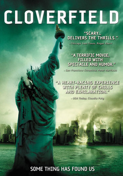 Cloverfield - DVD - Used