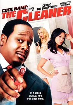 Code Name: The Cleaner - Widescreen - DVD - Used
