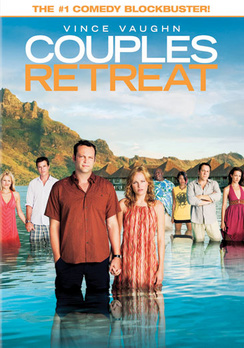 Couples Retreat - Widescreen - DVD - Used