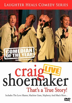 Craig Shoemaker LIVE!: That's a True Story - DVD - Used