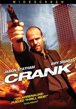 Crank - Widescreen - DVD - Used