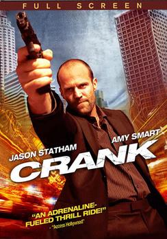 Crank - Full Screen - DVD - Used