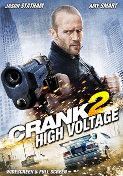 Crank 2: High Voltage - DVD - Used