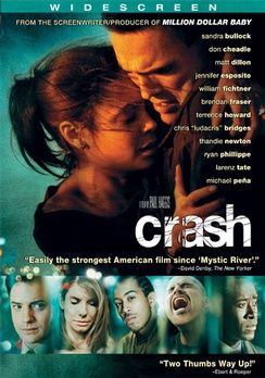 Crash - Widescreen - DVD - Used