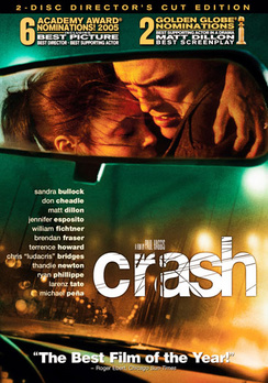 Crash - Director's Cut - DVD - Used
