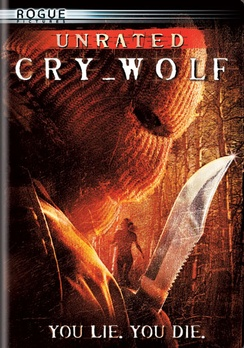 Cry_Wolf - Widescreen Unrated - DVD - Used