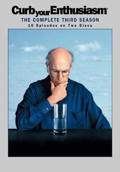 Curb Your Enthusiasm: The Complete Third Season - DVD - Used