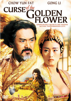 Curse of the Golden Flower - Widescreen - DVD - Used