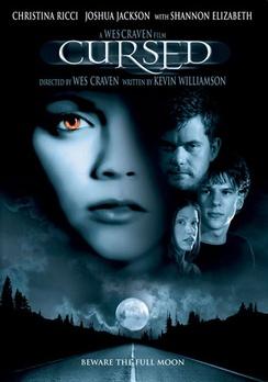 Cursed - PG-13 Version - DVD - Used