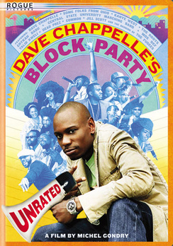 Dave Chappelle's Block Party - Widescreen Unrated - DVD - Used