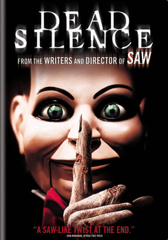 Dead Silence - Widescreen R-rated - DVD - Used