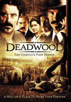 Deadwood: The Complete First Season - Widescreen - DVD - Used