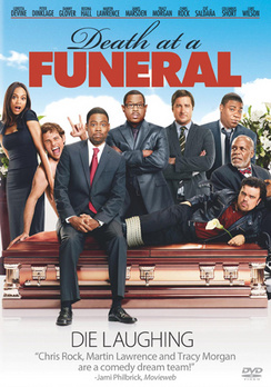 Death at a Funeral - Widescreen - DVD - Used