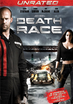 Death Race - Unrated - DVD - Used