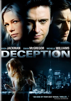Deception - DVD - Used