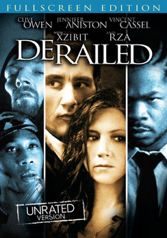 Derailed - Full Screen Unrated - DVD - Used