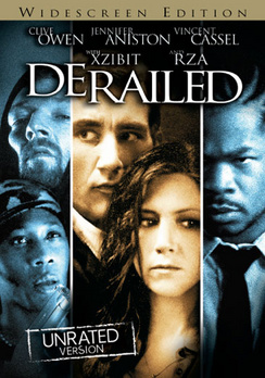 Derailed - Widescreen Unrated - DVD - Used