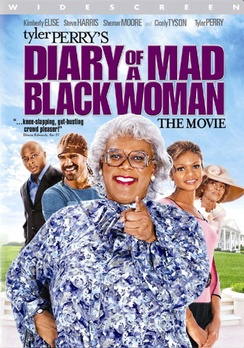 Diary of a Mad Black Woman - Widescreen - DVD - Used