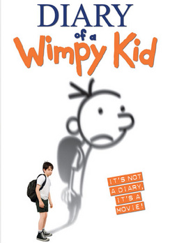 Diary of a Wimpy Kid - Widescreen - DVD - Used