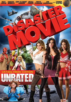 Disaster Movie - Widescreen Unrated - DVD - Used