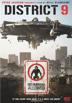District 9 - DVD - Used