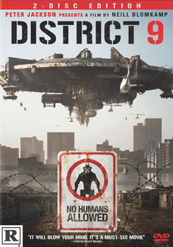 District 9 - 2-Disc Edition - DVD - Used