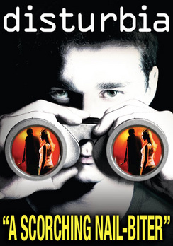 Disturbia - Widescreen - DVD - Used