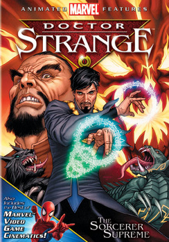 Doctor Strange - Widescreen - DVD - Used