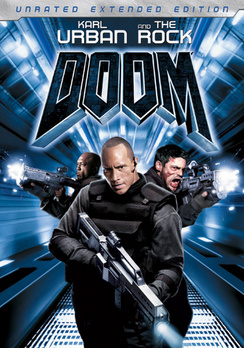 Doom - Widescreen Unrated - DVD - Used