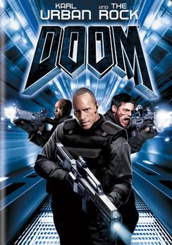 Doom - Full Screen - DVD - Used