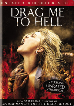 Drag Me to Hell - Unrated Director's Cut - DVD - Used
