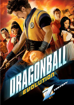Dragonball: Evolution - Special Edition - DVD - Used