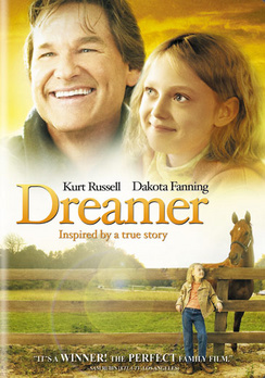 Dreamer: Inspired by a True Story - Widescreen - DVD - Used
