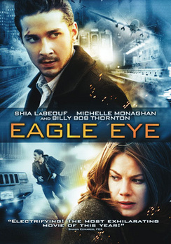 Eagle Eye - With Coupon - DVD - Used