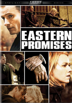 Eastern Promises - Widescreen - DVD - Used